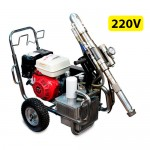 ASTECH ASM-G12 220V гидропоршневой шпаклевочно-окрасочный аппарат
