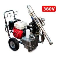 ASTECH ASM-G14 380V гидропоршневой шпаклевочно-окрасочный аппарат
