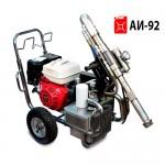 ASTECH ASM-G14 B бензиновый гидропоршневой шпаклевочно-окрасочный аппарат