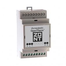 Интерфейс OpenTherm - для плавного управления газовой горелки