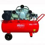 Компрессор Moller AC 600/060 220В 3000 Вт